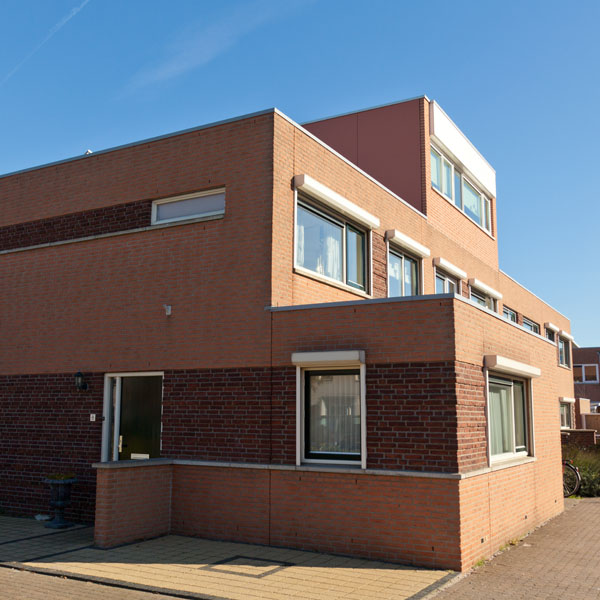 nieuwbouw patiowoning Monster
